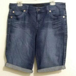 Calvin Klein Jean Bermuda Shorts